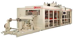 Brown Machine Group Acquires GN Thermoforming Equipment