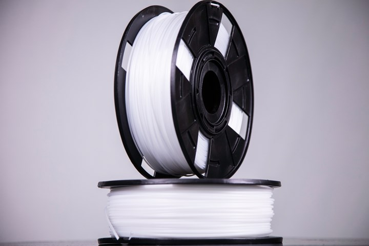 Braskem's PP filament for additive manufacturing and 3D printing