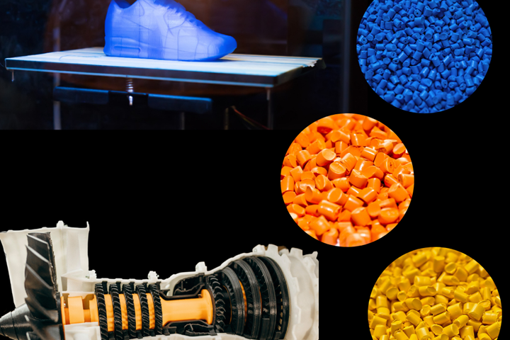 Chroma Color offers pelletized color concentrates for additive manufacturing