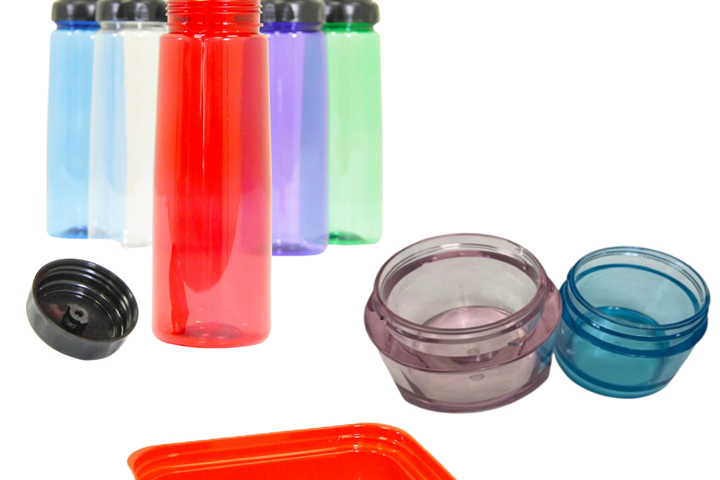 Chroma Color's patented color concentrate carrier for clear plastics