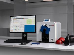 High-Efficiency Benchtop Spectrophotometer Series