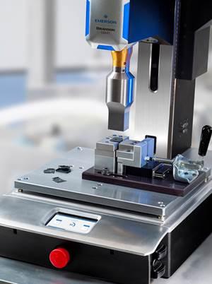 Upgraded Ultrasonic Welder Supports FDA 21CFR Part 11