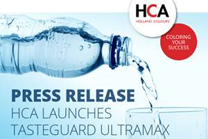 New Liquid and Solid Versions of AA Scavengers for PET Water Bottles