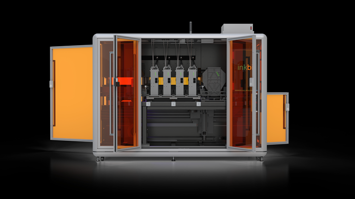 Inkbit Additive Manufacturing System
