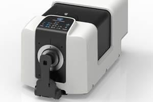 高精度分光光度计集成ISO兼容光泽度传感器和稳定性检查