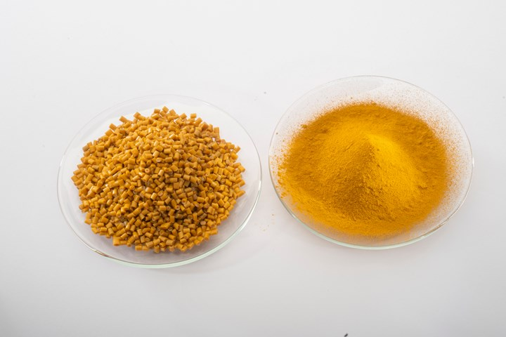 Lanxess expands Colortherm Yellow pigment range for high-performance polymers