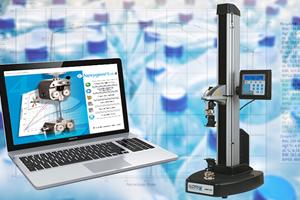 塑料和橡胶材料测试软件