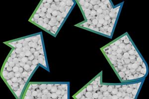 LDPE和LLDPE 100% PCR