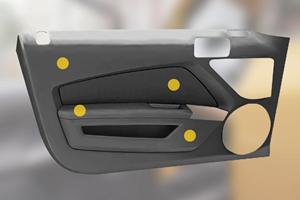 Scratch-Resistant PP for Complex Interior Automotive Applications