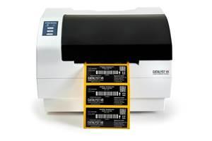 Cost-Performance Industrial Fiber Laser-Based Label Marking System