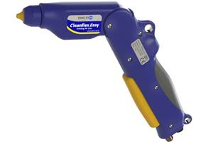 Hand-Held Ionization Gun Eliminates Need for Separate Power Supply