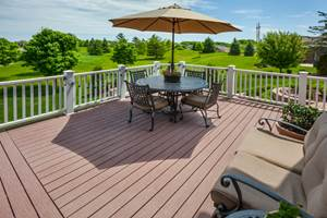 Weatherable Polyolefin Capstocks for WPC Decking