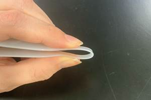Novel Flexible and Toughened Engineering Resin