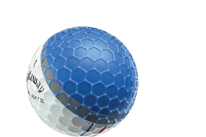 Dow's Paraloid impact modifier and Surlyn ionomer blend make up cover of  Callary's next-generation golf balls