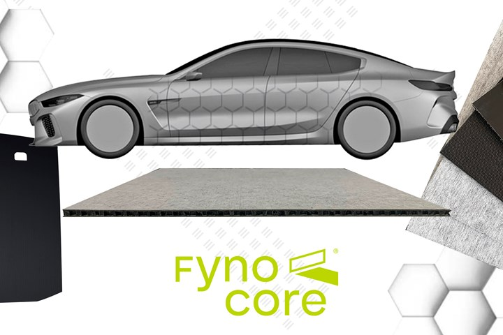 EconCore's thermoplastic honeycomb technology used by licensee for two large automotive contracts