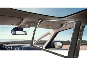 Elix and Polyscope Cooperate in Specialty Materials for Automotive Interior Applications