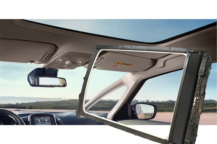 Elix and Polyscope cooperate on structural thermoplastics auto interiors