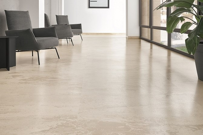 Ineos Styrolution's new Styroflex Eco S-TPE chosen for flooring by nora by Interface