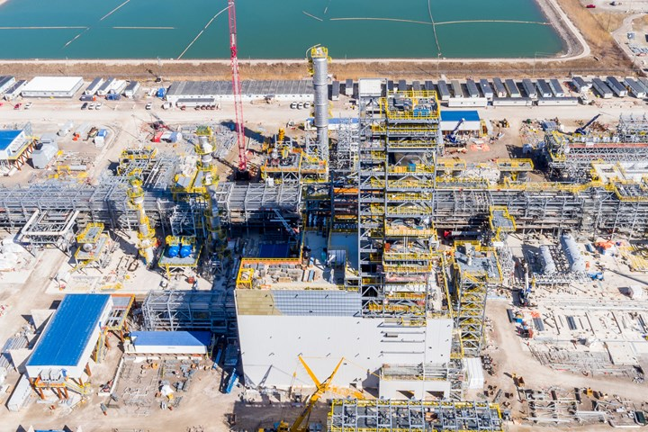 Nova Chemicals PE growth project in Ontario