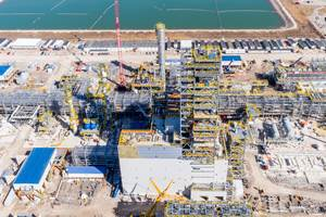 Nova Chemicals Surpasses 65% Completion of its Polyolefins Growth Projects in Ontario