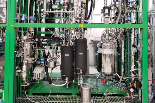 Novomer Polymerization Unit