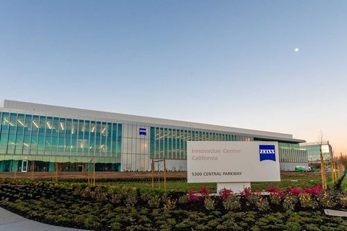Zeiss Completes new R&D, Production, Sales and Customer Service Site.