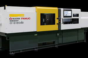 All-Electric Injection Molding Machine Range Expanded