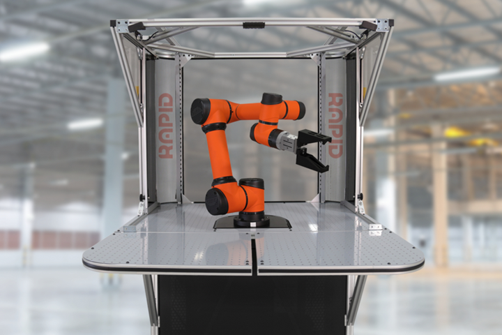 Rapid Robotics RMo