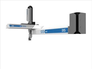 Sepro介绍医疗和制药应用机器人生产线
