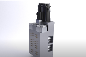 New Melt Delivery and Control System Enables Design Freedom