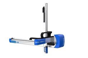 General-Purpose 5-axis Robot Range Redesigned