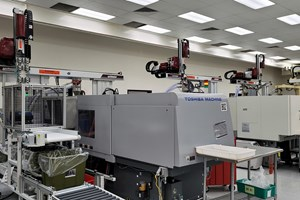 How Covid-19 Did (and Didn't) Change Automation in Plastics