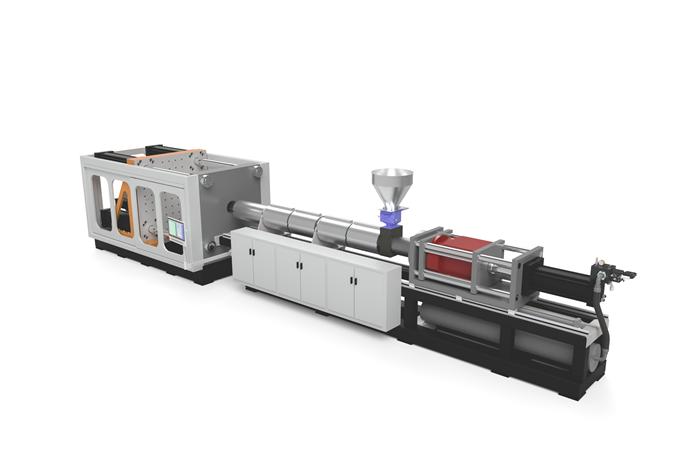 Medium-Pressure Machine for Structural Foam