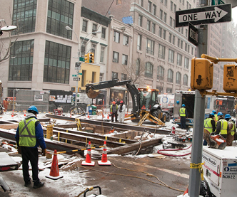 America Moves Toward a Stronger Infrastructure image
