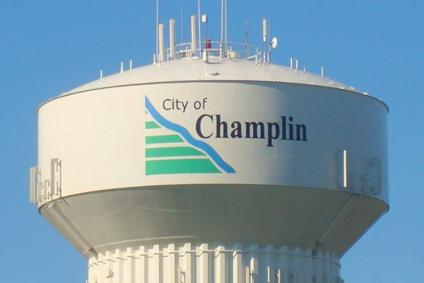 Champlin, MN selects Mueller Advanced Metering Infrastructure image