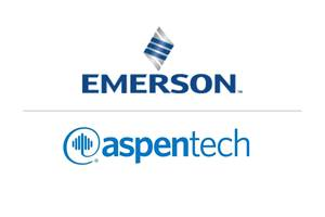 Emerson and AspenTech enter agreement on new software strategy