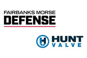 Fairbanks Morse Defense acquires Hunt Valve Company Inc.