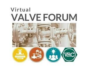 "Valve Forum Technical Track Live ""Watch-Along"" event Sept. 13-15"