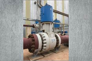 ValvTechnologies is a leading supplier for pipeline isolation valves in South America