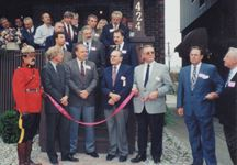 CAMM's office grand opening