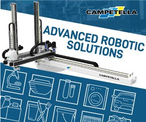 New Campetella Stack Mold Robots