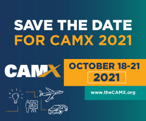 CAMX - The Composites and Advanced Materials Expo