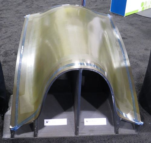 Thermoplastic mold