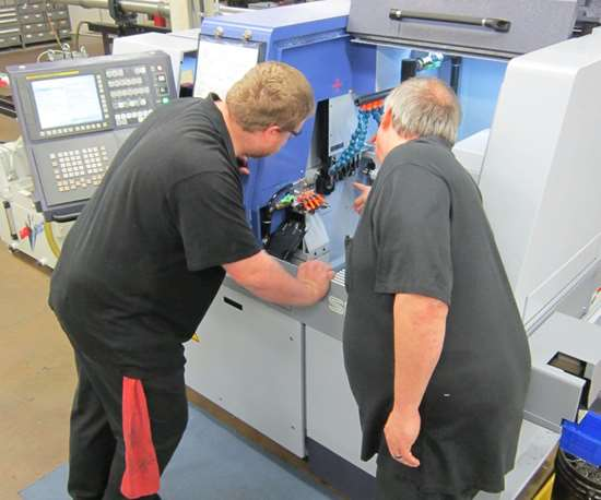 How do you capture the shopfloor intel in your experienced machinists' heads before they retire?