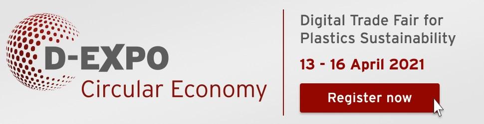 D-Expo Circular Economy   13 - 16 April 2021