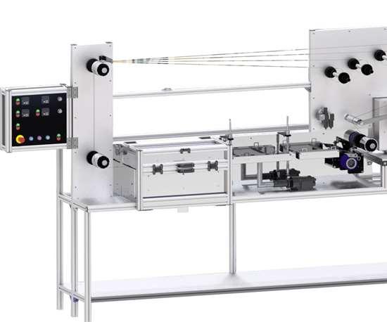 CD6009 Research TowPreg Machine Century Design
