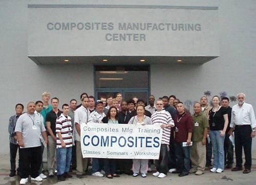 Cerritos College/Northrop Grumman graduates