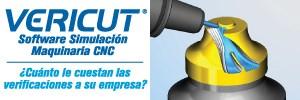 VERICUT CNC Machine Simulation Software