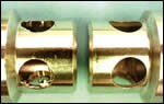 check valve poppet