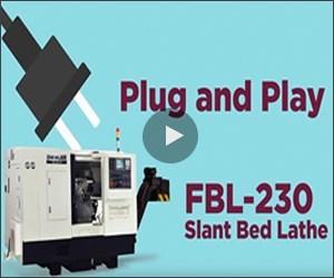 Chevalier FBL-230 Slant Bed Lathe